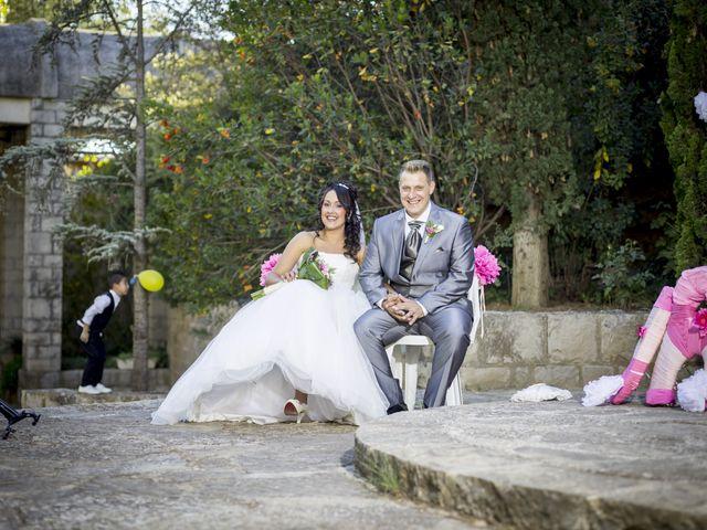 La boda de Jose y Ana en Aitona, Lleida 17