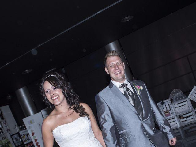 La boda de Jose y Ana en Aitona, Lleida 19