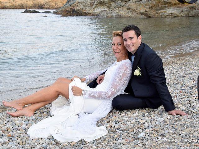 La boda de JUDITH y JORDI en Begur, Girona 6