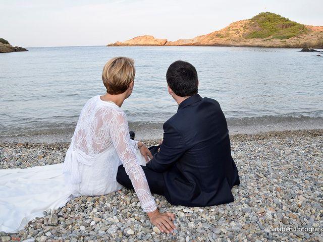 La boda de JUDITH y JORDI en Begur, Girona 2