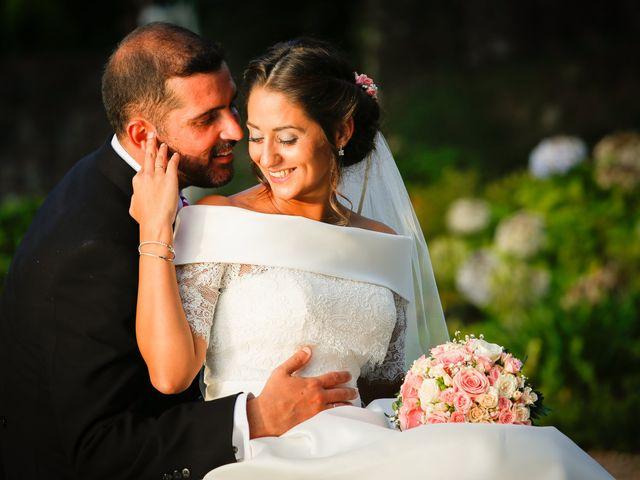 La boda de Desireé y César