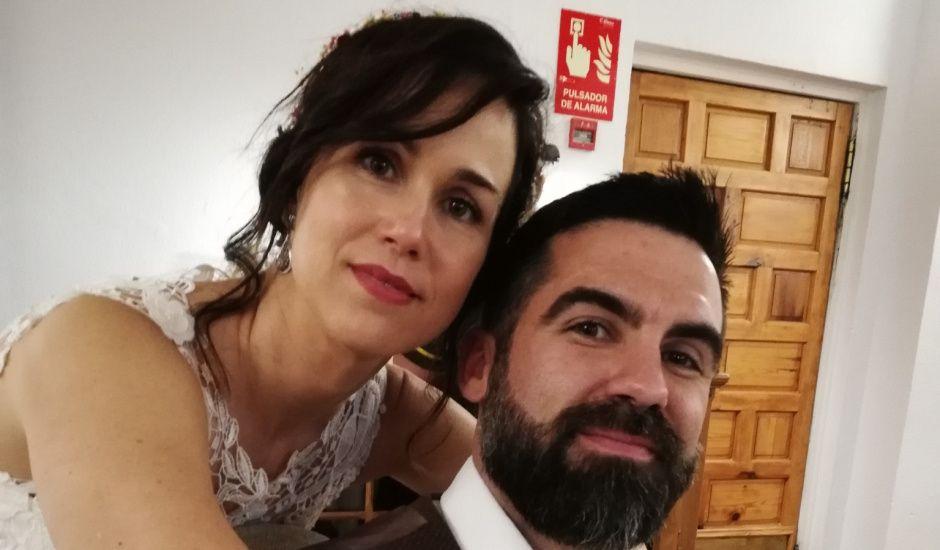 La boda de Miguel  y Rosa  en Jaén, Jaén