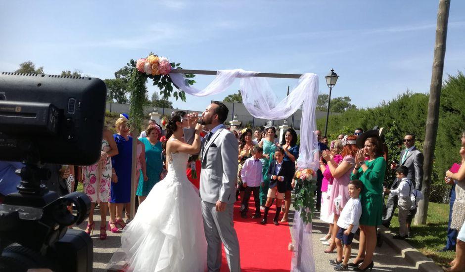 La boda de Alberto y Cristina en Chiclana De La Frontera, Cádiz