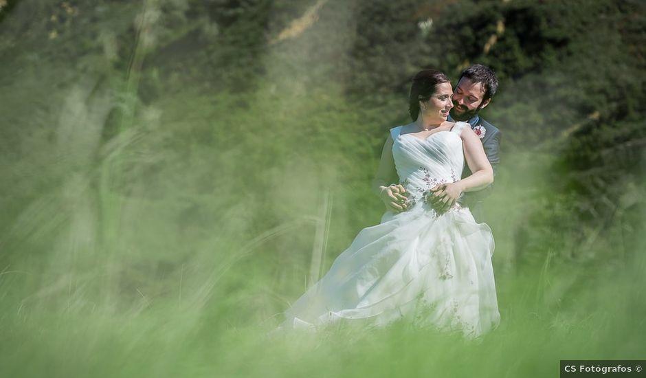 La boda de Juanra y Jeni en Abanto, Zaragoza
