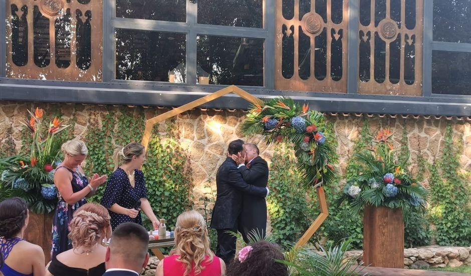 La boda de Richard  y Daniel  en Cartagena, Murcia