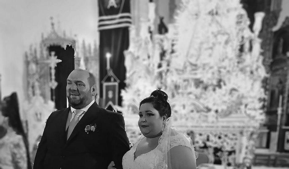 La boda de Jesús y Sandra en Sevilla, Sevilla