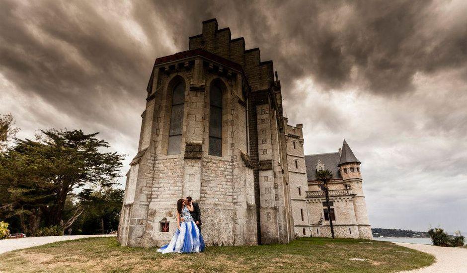 La boda de Ekaitz y Ainhoa en Renteria, Guipúzcoa
