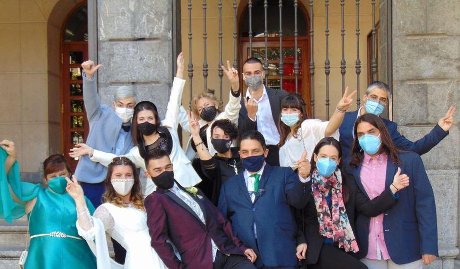 La boda de Aritz y Sarai en Ugao-miraballes, Vizcaya
