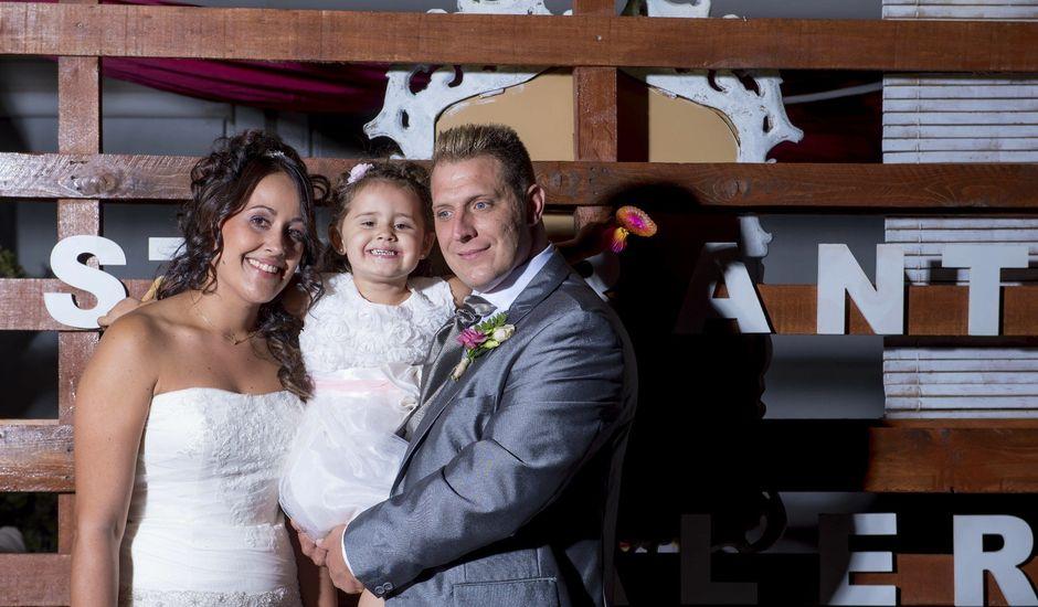 La boda de Jose y Ana en Aitona, Lleida