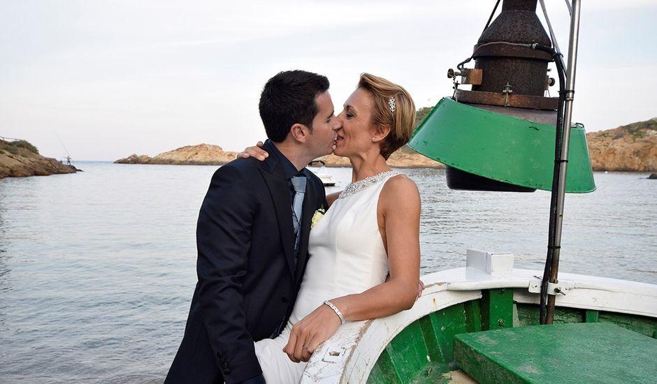 La boda de JUDITH y JORDI en Begur, Girona
