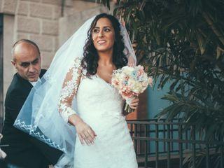 La boda de Anna y Abraham