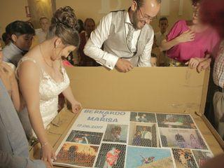 La boda de Marisa y Bernardo 1