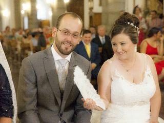 La boda de Marisa y Bernardo