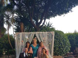 La boda de Arantxa  y  Oscar  1