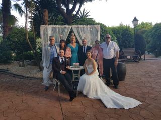 La boda de Arantxa  y  Oscar  3