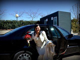La boda de Cristian y Luz Mery 3