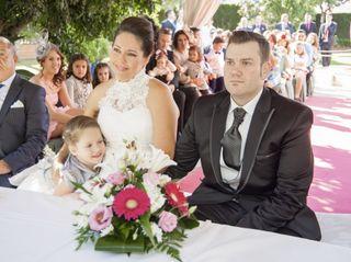 La boda de Ángeles y Cristobal 1