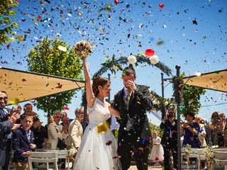La boda de Nuria y Juancho