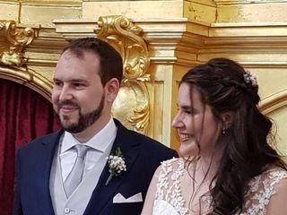 La boda de Drusila y Carlos