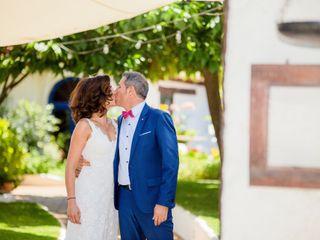 La boda de Virginia y Roberto 2