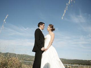 La boda de Javier y Eva