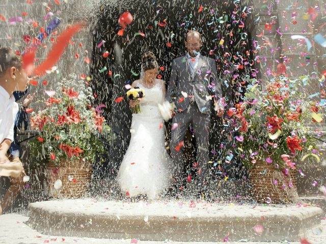 La boda de Bernardo y Marisa en Villanueva De Cordoba, Córdoba 1