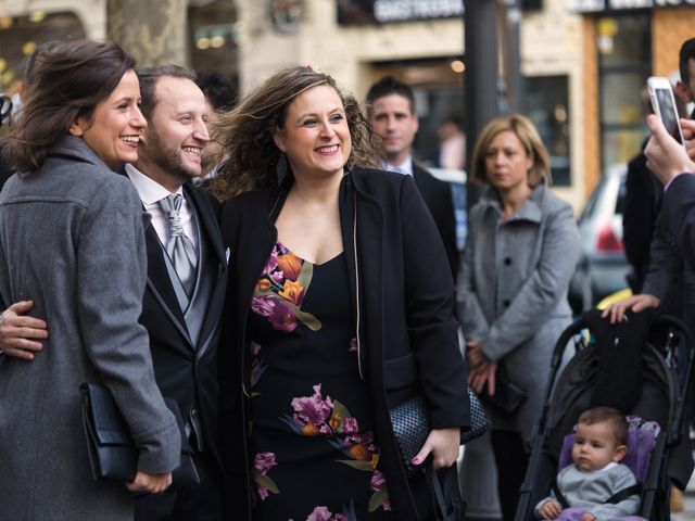 La boda de Iván y Inés en Zaragoza, Zaragoza 29