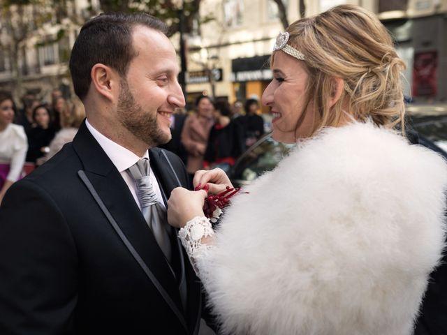 La boda de Inés y Iván