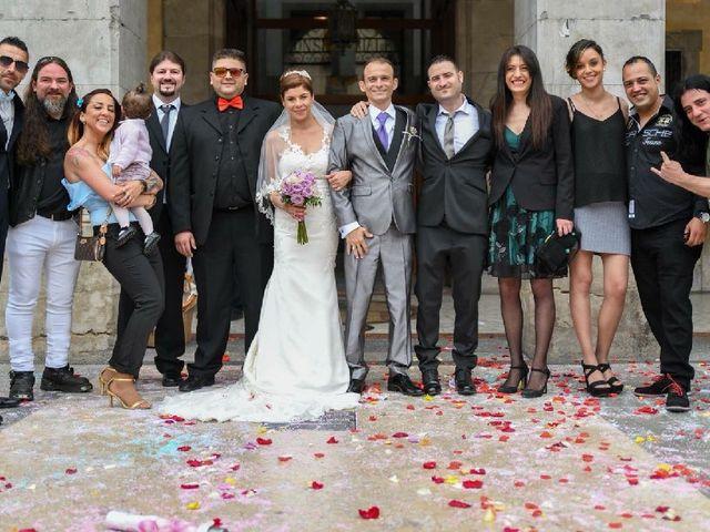 La boda de Yovanna y Luis en Vilanova I La Geltru, Barcelona 1