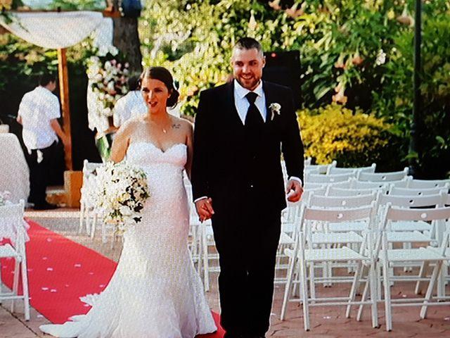 La boda de Arantxa  y  Oscar