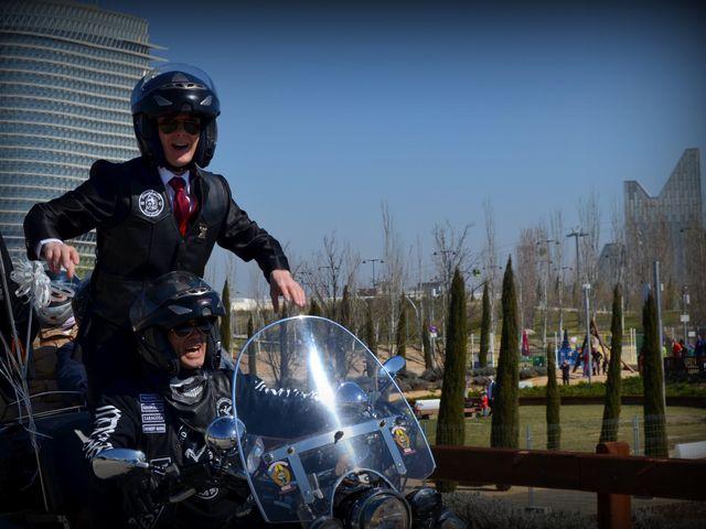 La boda de Luz Mery y Cristian en Zaragoza, Zaragoza 1