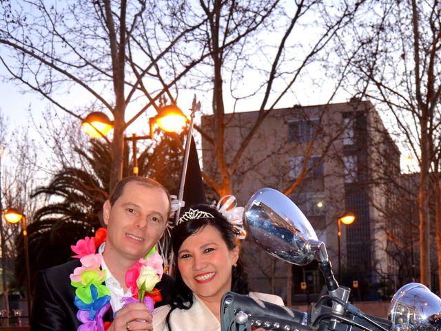 La boda de Luz Mery y Cristian en Zaragoza, Zaragoza 5