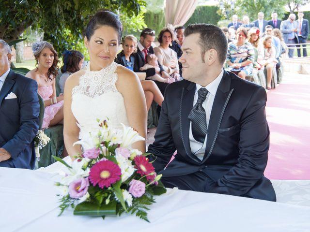 La boda de Cristobal y Ángeles en Alhaurin De La Torre, Málaga 3