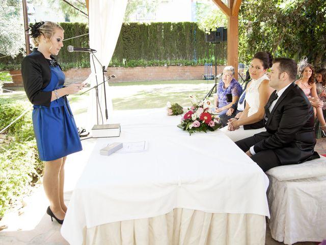 La boda de Cristobal y Ángeles en Alhaurin De La Torre, Málaga 4