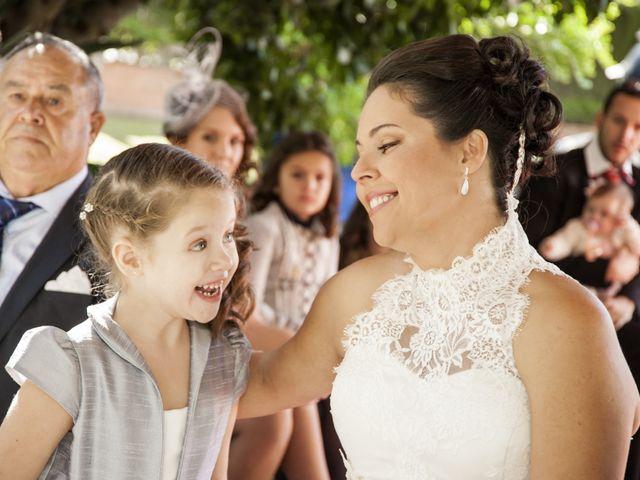 La boda de Cristobal y Ángeles en Alhaurin De La Torre, Málaga 5