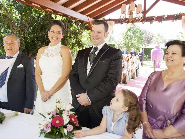 La boda de Cristobal y Ángeles en Alhaurin De La Torre, Málaga 6