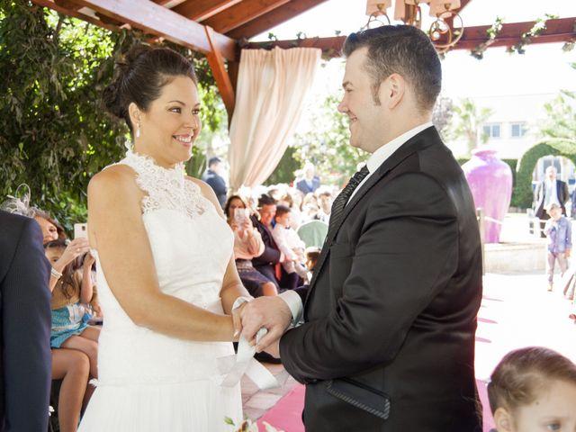 La boda de Cristobal y Ángeles en Alhaurin De La Torre, Málaga 8