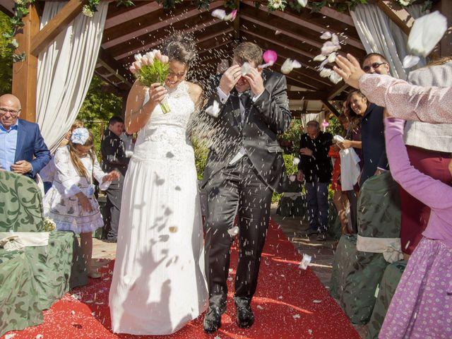 La boda de Cristobal y Ángeles en Alhaurin De La Torre, Málaga 10