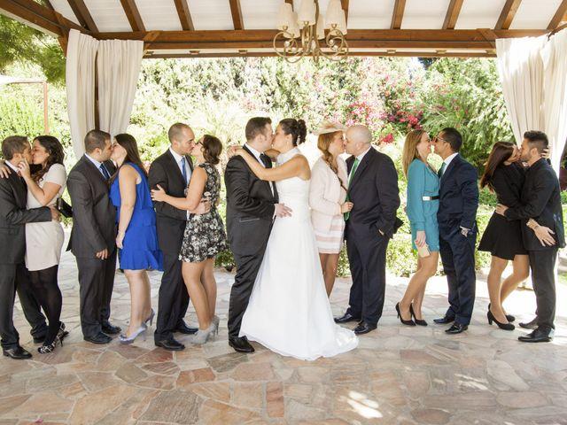 La boda de Cristobal y Ángeles en Alhaurin De La Torre, Málaga 11