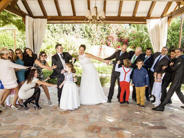 La boda de Cristobal y Ángeles en Alhaurin De La Torre, Málaga 12