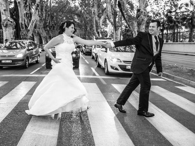 La boda de Cristobal y Ángeles en Alhaurin De La Torre, Málaga 22