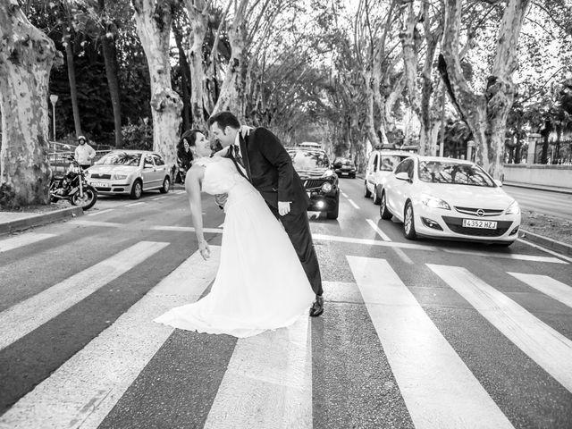 La boda de Cristobal y Ángeles en Alhaurin De La Torre, Málaga 23
