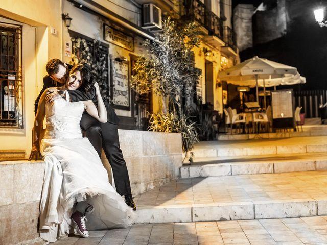 La boda de Cristobal y Ángeles en Alhaurin De La Torre, Málaga 25