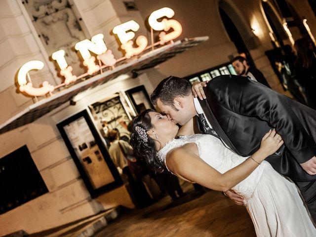 La boda de Cristobal y Ángeles en Alhaurin De La Torre, Málaga 26