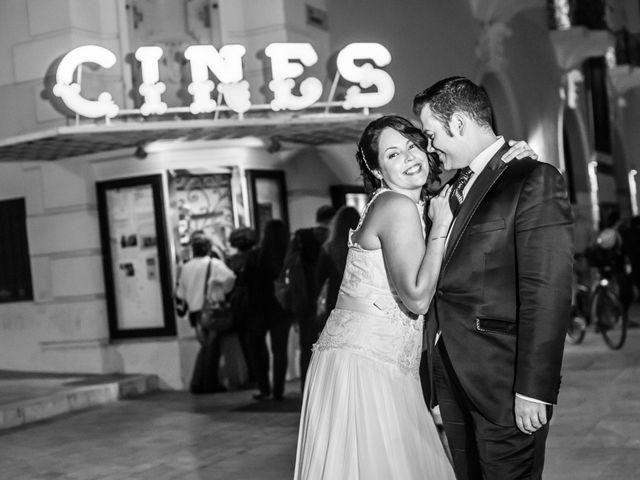 La boda de Cristobal y Ángeles en Alhaurin De La Torre, Málaga 27