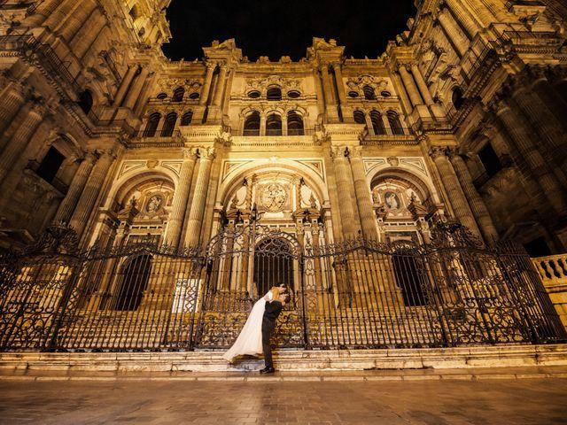 La boda de Cristobal y Ángeles en Alhaurin De La Torre, Málaga 28