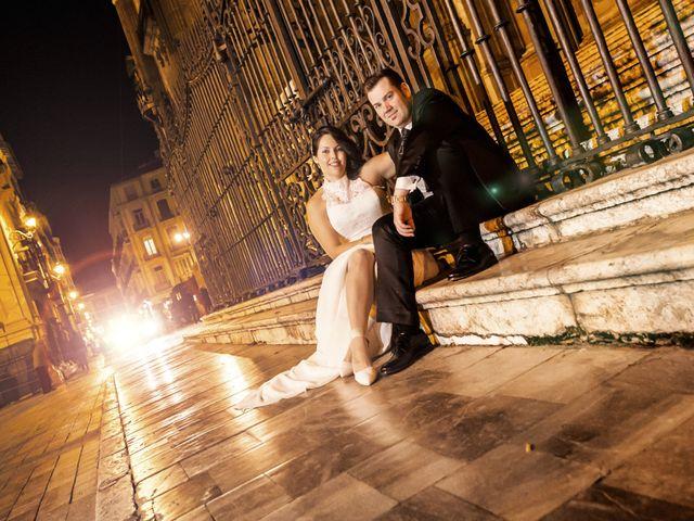La boda de Cristobal y Ángeles en Alhaurin De La Torre, Málaga 29