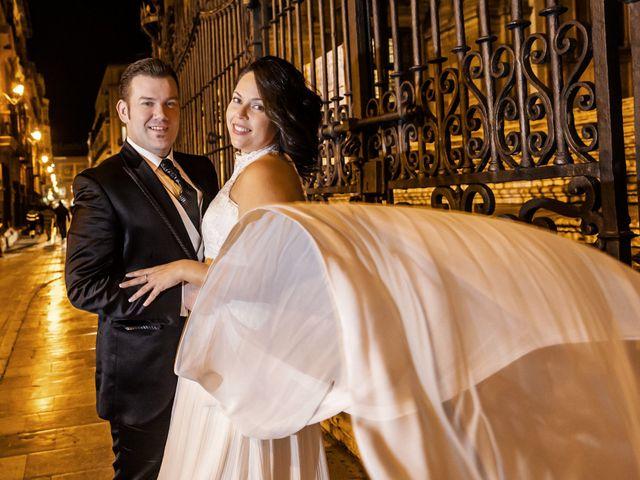 La boda de Cristobal y Ángeles en Alhaurin De La Torre, Málaga 30