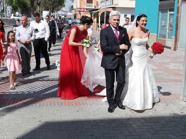 La boda de Manuel y Carolina en Utrera, Sevilla 11