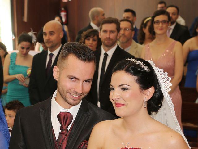 La boda de Manuel y Carolina en Utrera, Sevilla 12